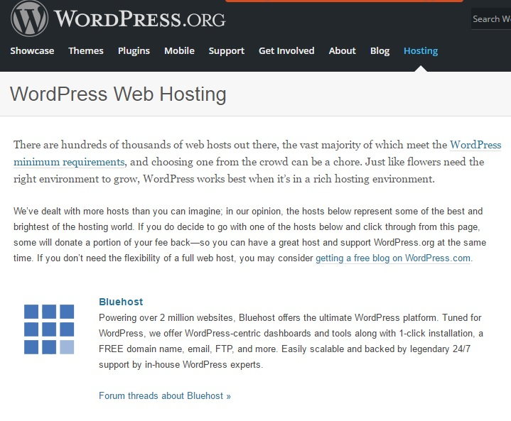 best wordpress web hosting companies
